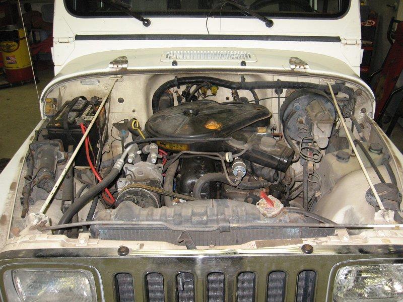 4bt engine swap